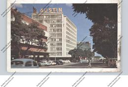 SIMBABWE / RHODESIA & NYASSALAND, SALISBURY, Moffat Street, 1958 - Simbabwe