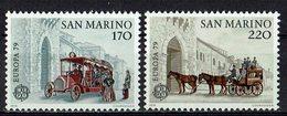 *San Marino 1979 // Mi. 1172/1173 ** - Europa-CEPT