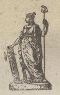 Nevers Héraldique An 2 - 15.8.1794 Chauvet, Ingénieur De La Marine Nationale En Chef, Dans Le 2e Arrond. Forestier - Documents Historiques