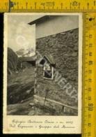 Sondrio Val Ligoncio Rifugio Antonio Omio (piccola Spellatura) - Sondrio