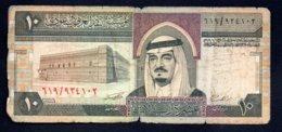Banconota Arabia Saudita - 10 Riyals 1983 (circolata) - Arabia Saudita