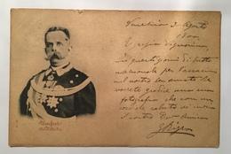 30205 Umberto Re D ' Italia Anno 1900 - Königshäuser