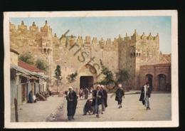 Jerusalem - Outside View Of Damascus Gate [AA44-6.696 - Israel