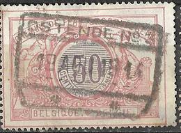 D0.201: OSTENDE N°3 :TR35 - 1895-1913