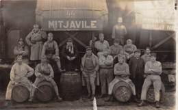 Bordeaux - Entreprise Mitjaville - Négociant En Vins - Quai De Chargement - Otros Municipios