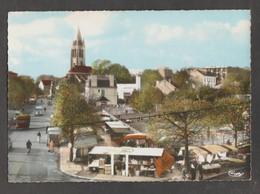 Vitry-sur-Seine - Le Marché Et L'Eglise ( 2 Scans ) - Vitry Sur Seine