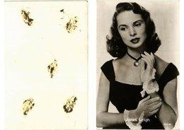 CPA AK Janet Leigh FILM STAR (547358) - Actores