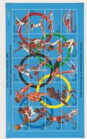 Palau Jaar 1996 Michel-nr 1064/1083 Zd-Bogen **/MNH - Palau