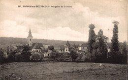 10315       BRINON SUR BEUVRON   VUE PRISE DE LA ROUTE - Brinon Sur Beuvron
