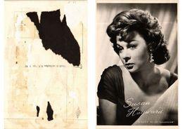 CPA AK Susan Hayward FILM STAR (549434) - Actores