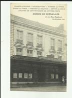 78 - Yvelines - Versailles - Comptoir D'escompte De Paris - 8-10 Rue Duplessis - - Versailles