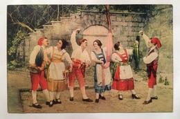 30216 Tarantella Sorrentina - Costumi