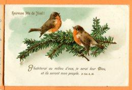 FEL1335, Rouge-Gorge , Circulée 1928 - Vögel