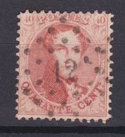 N° 16 : 12 ANVERS  Concours - 1863-1864 Medaillen (13/16)