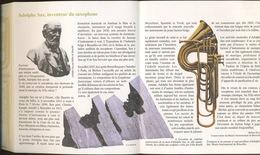 Avis Pour L'émission Du Nouveau Billet De 200F Adolphe SAX - Sonstige