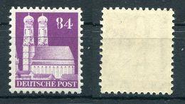 Alliierte Besetzung Michel-Nr. 95 Plattenfehler II Postfrisch - Zone AAS
