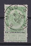 N° 56 DEPOT RELAIS * MUNO * - 1893-1907 Coat Of Arms