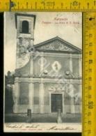 Biella Mongrando La Chiesa Di S. Rocco - Biella