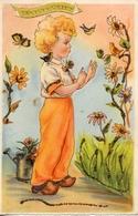 Enfant Illustré 442, Arrosoir Paillettes - Disegni Infantili