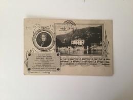 MOTRASIO VILLA GALLENO 1908 - Italien