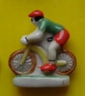 Fève  - La Petite Reine  - Cycliste N° 3 - Vélo Cyclisme   -   Réf AFF 1999 65 - Sports