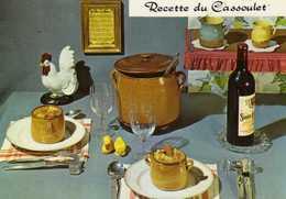 Recette Du Cassoulet - Le Cassoulet Emilie Barnard - Recette N° 18 - Cliché Appollot Grasse - Abeille Carte Lyna Paris - Recipes (cooking)