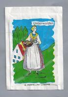 Suikerzakje.- UNTERWALDEN - URI  G. PERPELLINI - LOSONE. Zwitserland. Suisse. Sugar Sucre Zucchero Zucker - Suiker