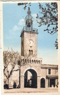 (84) Le THOR  (Vaucluse)  Le Beffroi - France