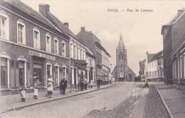PECQ Rue De Lannoy  Carte  Allemande - Pecq