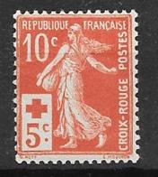 France Poste  N° 147  Croix Rouge   Neuf  * * TB  = MNH VF     Soldé   à Moins De  15 %    Le Moins Cher Du Site  ! ! ! - France