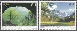 Kosova 2011 Europa CEPT Les Forêts Neuf ** - Kosovo