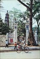 Hanoi Hà Nội | 河内 Hé Nèi Turm Der Schildkröte 1984 - Cartes Postales