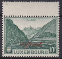 Luxembourg  .    Yvert    .    S. 197     .    **    .   Neuf SANS Charniere   .   /   .   Postfrisch - Service