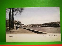 Namur, La Promenade De La Meuse - Namur
