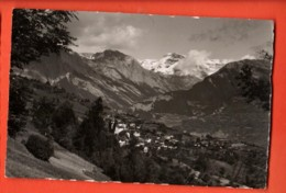 KAM-08 Basse-Nendaz 1000m Et Les Diablerets. Gyger 14247 Visa Censure ACF BRB 1939,non Circulé - VS Wallis