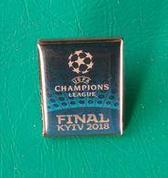 Pin-up Football UEFA Champions League Final Kiev 2018 - Pin-ups