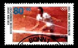 Bund  1988 Mi.nr.: 1354 Sporthilfe  Gestempelt / Oblitérés / Used - [7] République Fédérale