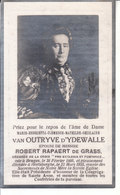 Marie Henriette Clémence Mathilde Ghislaine Van Outryve D'Ydewalle (1860-1923) - Images Religieuses