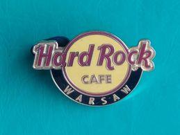 Poland Pologne Polen Pin-up Hard Rock Cafe Warsaw Varsovie Warschau - Pin-ups