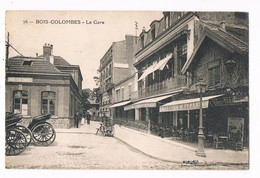 BOIS - COLOMBES  92  La Gare - Francia