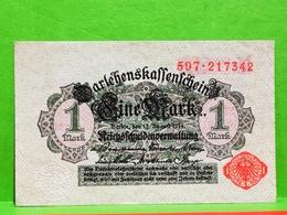 Ein Mark, 1914. Ttb++++++++ Etat - [ 2] 1871-1918 : Impero Tedesco