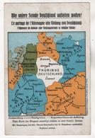 3593, Wie Unsere Feinde Deutschland Aufteilen Wollen!! - Guerre 1914-18