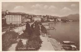 Suisse Lugano  Foto Photo   Paradiso   Eredi Alfredo Finzi  Barry 2780 - TI Tessin