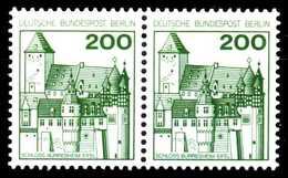 BERLIN DS BURGEN U. SCHLÖSSER Nr 540 Postfrisch WAAGR P S9A423E - [5] Berlino
