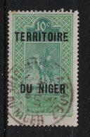 Niger - Yvert 5 Oblitéré AGADEZ - Scott#5 - Niger (1921-1944)