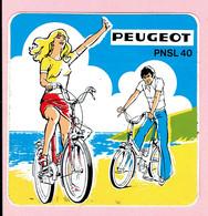 Sticker - PEUGEOT Fietsen - PNSL 40 - Autocollants