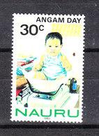 Nauru   -  1983.  Cura Per Primi Mesi Del Neonato. Care For The Newborn's First Months MNH - Medicina