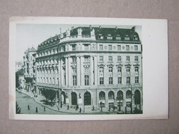 Serbia / Belgrade -  Palais De La Jadransko Podunavska Banka - Servië