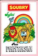 Sticker - SOUBRY - Safari - Pasta - FANTASIA - Autocollants