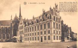 MALINES - La Poste - Malines